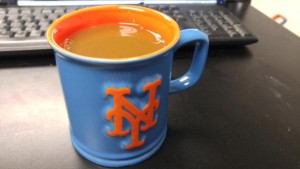 NYMets Coffee cup
