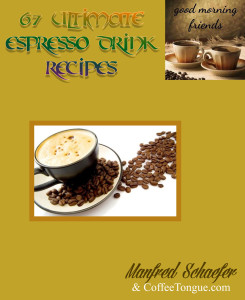 67 Espresso drink recipes